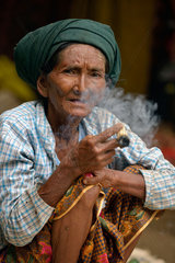ILLUSTRATION OF BURMA  ASIA