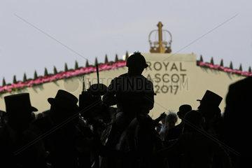 Royal Ascot  Symbolic picture  Royal Ascot 2017