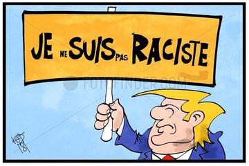Trump  pas un raciste