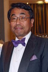 Hamburg  Takao Anzawa  Generalkonsul von Japan  im Portrait