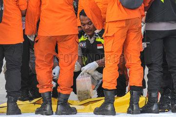 INDONESIA-JAKARTA-LION AIR-JT 610-CRASH
