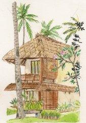 Haus Bali