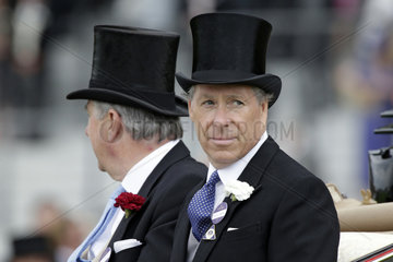 Royal Ascot  Portrait of David Armstrong-Jones  2nd Earl of Snowdon