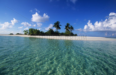 MALDIVES - Malé Atoll