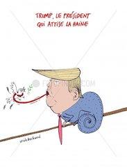 Trump et la haine