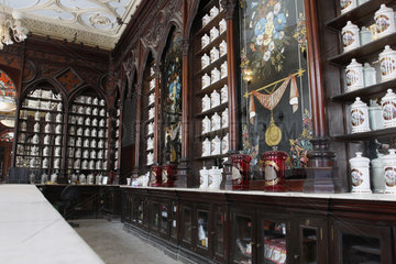 Apotheke im Havanna Vieja