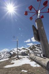 Erneuerbare Energien in den Alpen