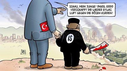 Erdogan verschafft Luft