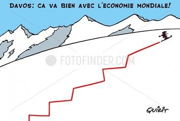 Davos Sommet Economique