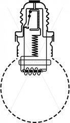 Nernst-Lampe