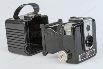 Kodak Brownie Hawkeye  Fotokamera  1950