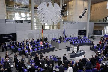 Bundestagsdebatte vom 11. September 2018