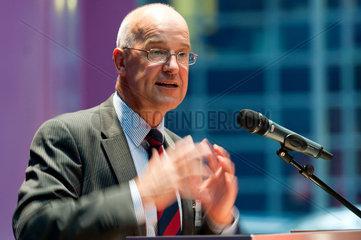 Berlin  Deutschland  Prof. Andrew Hamilton  Vizekanzler der University of Oxford