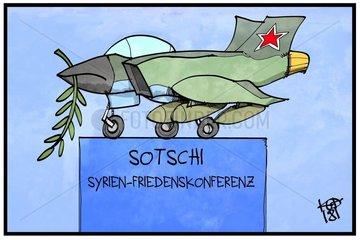 Syrien-Friedenskonferenz