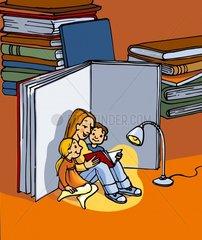 Gemeinsam lesen