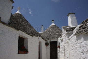 Trulli in Alberobello