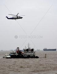 CHINA-SHANGHAI-SHIP-ACCIDENT(CN)