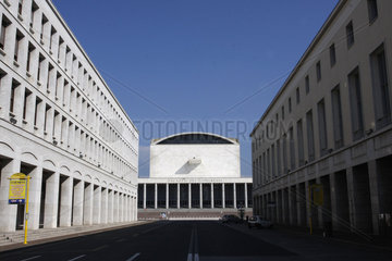 Palazzo dei Congressi in Rom