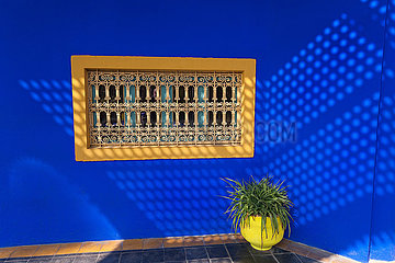 Islamic Art Museum in Majorelle Gardens - Marrakesh
