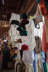Shop in souk - Marrakesh
