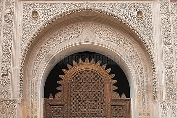 Ali Ben Youssef Madrasa  Islamic College - Marrakesh