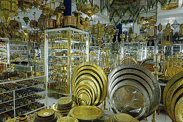 Shop in Medina - Marrakesh