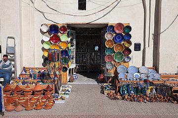 Shop in Medina - Marrakesh