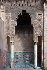 Saadian Tombs - Marrakesh