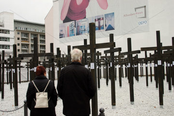 Berliner Mauer Mahnmal