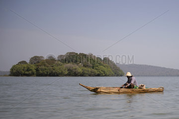 Blue Nile  Bahir Dar  Ethiopia