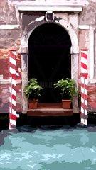 Venedig Tuer