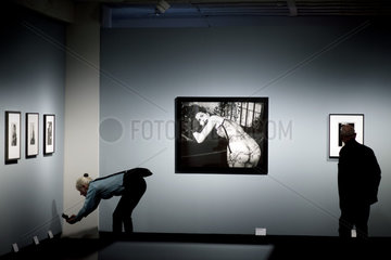 Allure exhibition  co Berlin
