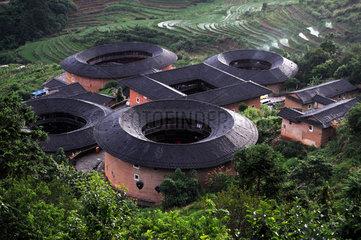 China: Tulous werden in die Lister des Weltkulturerbes aufgenommen