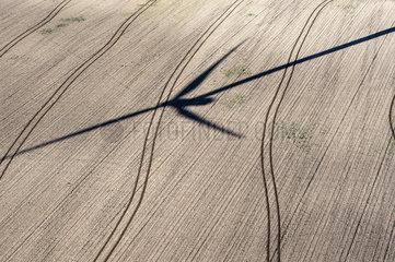 Windpark Wundersleben
