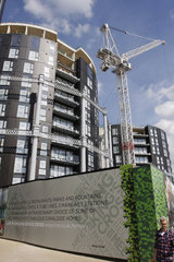 Canalside Apartments in London