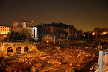 Fori Imperiali Rom