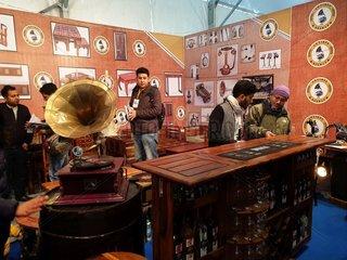 NEPAL-KATHMANDU-WOOD INTERNATIONAL EXPO