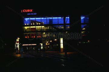 Berlin CUBIX-Kino am Alexanderplatz