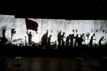 William Kentridge exhibition