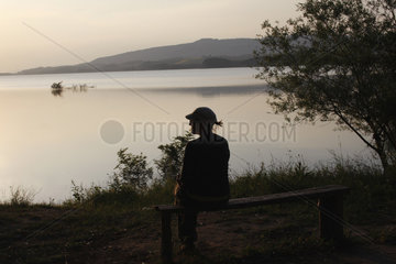 Lago von San Giuliano