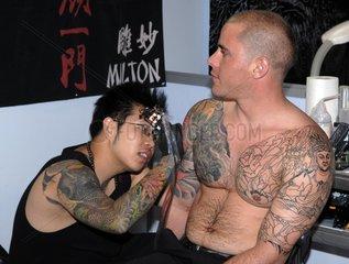 Thailand: Tattoo