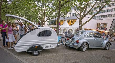 VW-Kaefer + Piccolino