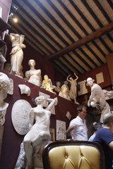 Atelier Canova in Rom