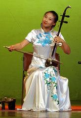 Vietnam  Chinesisch Volkskunst