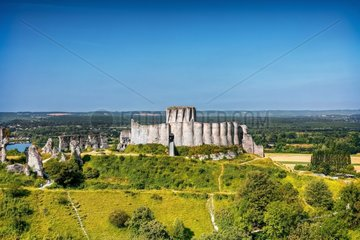 FRANCE - CHATEAU GAILLARD