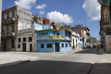 Sanierte Privathaus im Havanna Centro