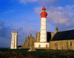 Leuchtturm  Pointe de Saint Mathieu 1835