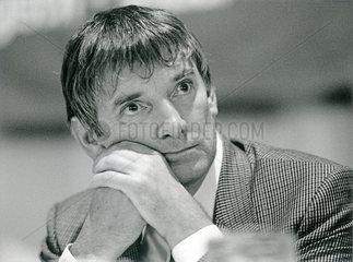 Otto Schily  MdB Die Gruenen  1985