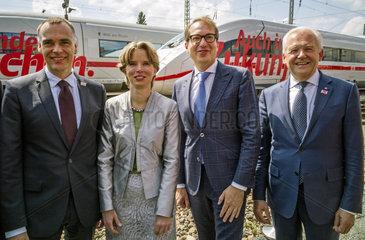 Huber + Bohle + Dobrindt + Grube