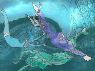Meerfrauen